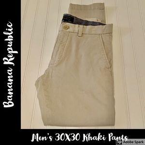 EUC 30x30 BR Chino Skinny Pants